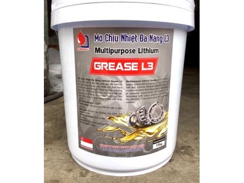 Mỡ Chịu Nhiệt Đa Năng Lithium Grease L2 (Xô 15Kg)