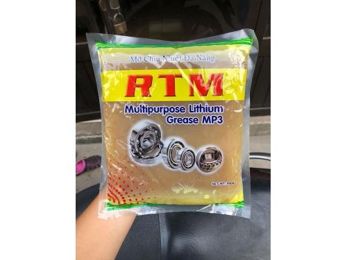 Mỡ Chịu Nhiệt Đa Năng RTM Lithium Grease MP3 (Túi 900g)