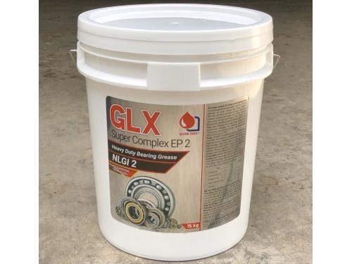 Mỡ Chịu Nhiệt Đa Năng GLX Complex EP2